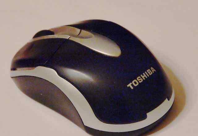 Беспроводная Bluetooth мышь для ноутбука