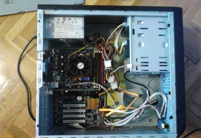 Системный блок (без жесткого диска)