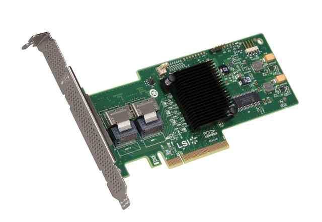 LSI Logic megaraid SAS/SATA 9240-8i