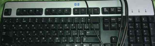 Продаю клавиатуру HP, PS/2
