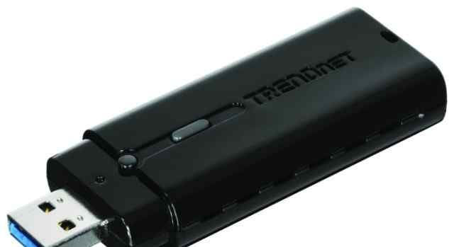 USB 3.0 AC Wi-Fi адаптер trendnet TEW-805UB