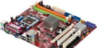 Gigabyte, asus, MSI и др. Socket 478/775
