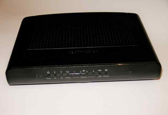 Wi-Fi роутер Technicolor TC7200