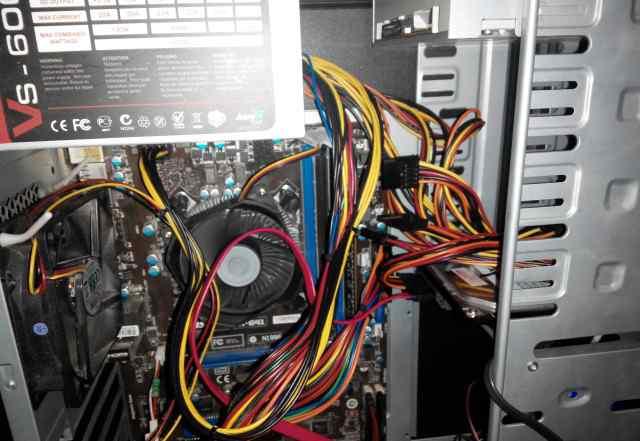Компьютер i5-3570, 16gbram, 146ghdd+ 1000gbhdd