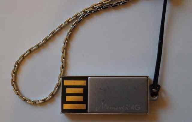 USB флешка MyMemoria SW 4GB