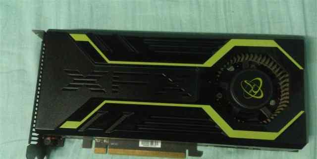 XFX Radeon 4850 1 Gb DDR3