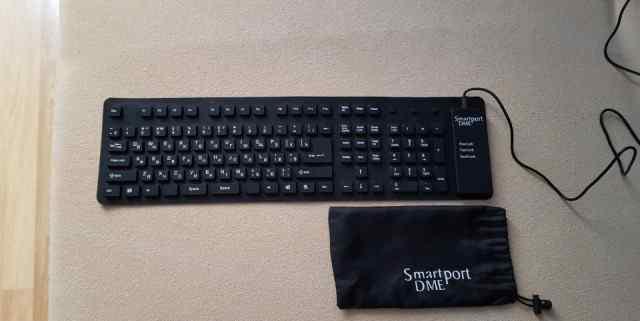 Гибкая силиконовая клавиатура