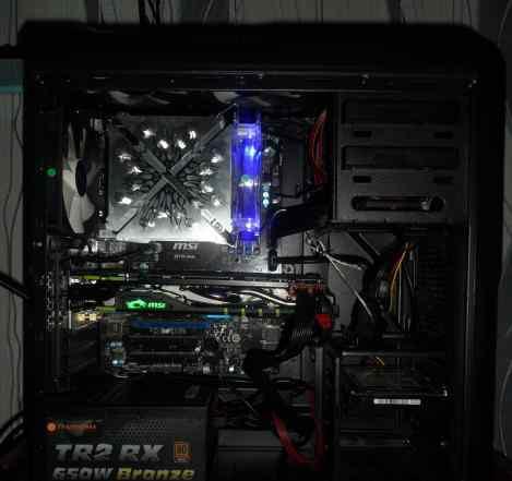 Новый системный блок i7/8Gb/1Tb/Gtx970