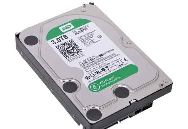 Жесткий диск 3.5 Western Digital 3 Tb