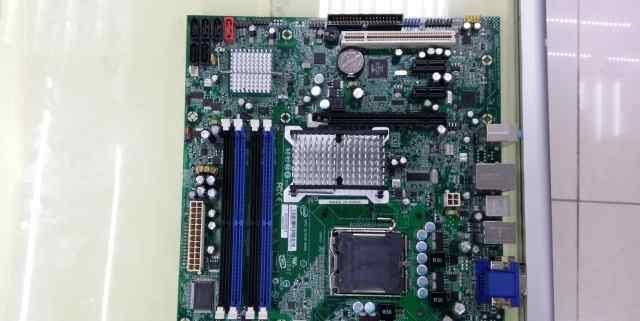 Материнская плата Intel Q35 Socket 775 LGA