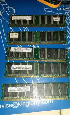 Samsung RAM DDR PC3200U-30331-Z 512Mb CL3