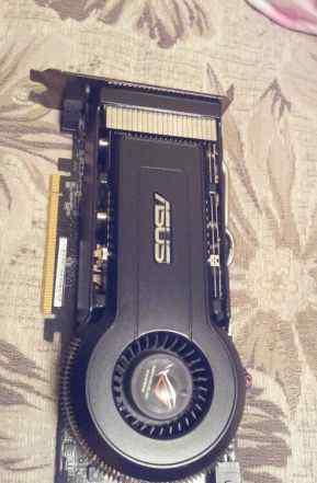 Видеокарта asus 9600 GT