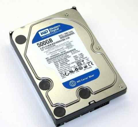 Жёсткий диск Western Digital WD5000aaks
