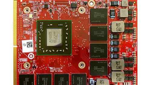 AMD FirePro m6100 2gb gddr5