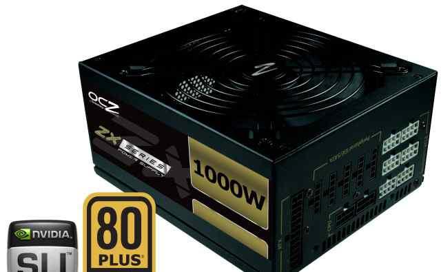 OCZ ZX 1000W Gold