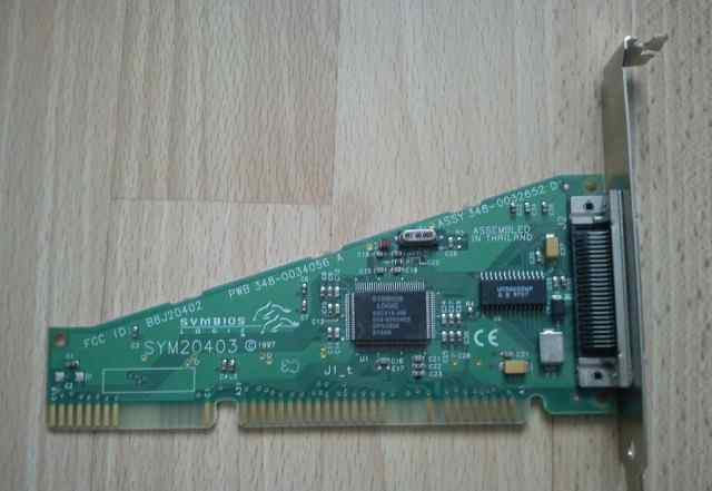 Symbios SYM20403 scsi-контроллер