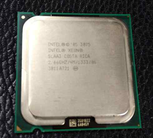 Intel xeon 3075 Conroe