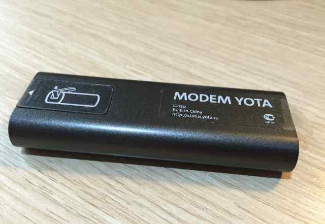 Модем Yota - флешка