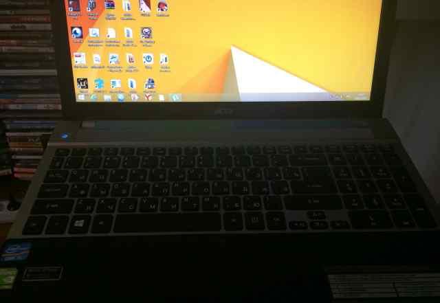 Acer aspire v3 513-g (1 комп) Asus 550 vc (2комп)