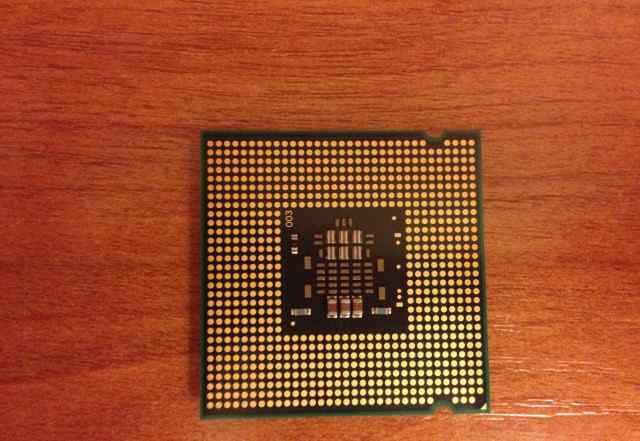 Процессор Intel Dual Core