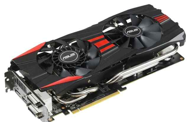 Asus Radeon R9 280X 970Mhz PCI-E 3.0 3072Mb б/у