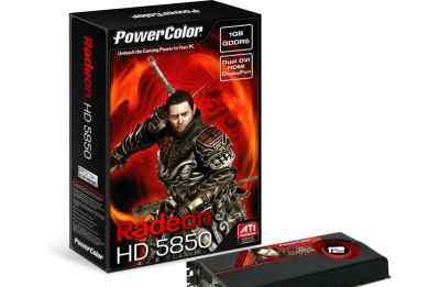 Power Color Radeon HD 5850