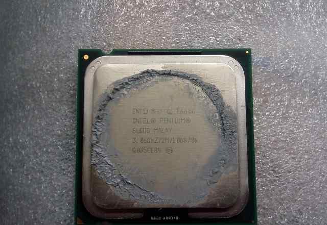Pentium E6600 3.06/2M/166 LGA 775 2-ядерный