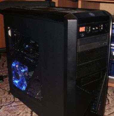 PC Intel i7-4770 1000Gb 8Gb видео 4гб