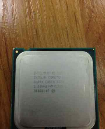 Процессор Intel Core2Duo E6550