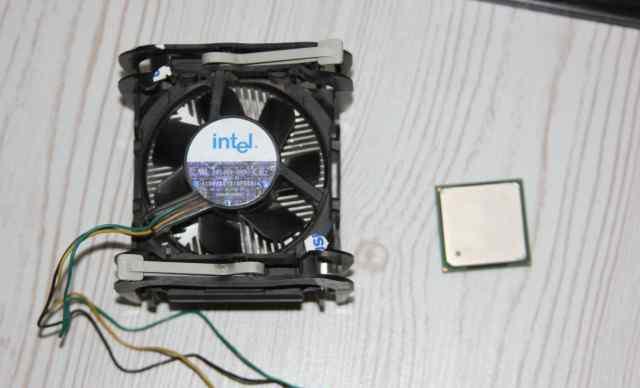 Intel Celeron D 2.26GHz /533FSB /256k / Socket 478