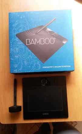 Графический планшет Wacom Bamboo A6