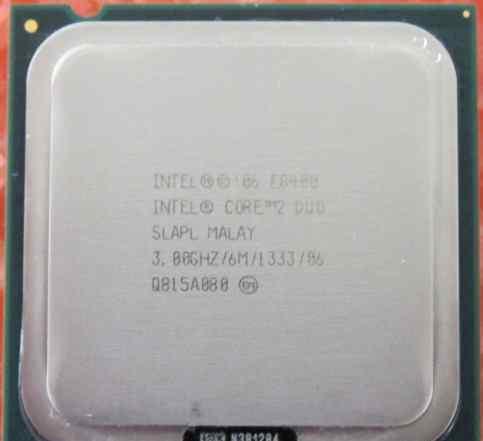 Core2 Duo Processor E8400 LGA775