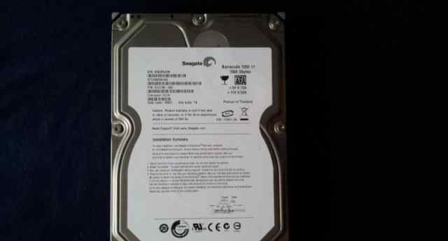 Seagate ST31500341AS на запчасти