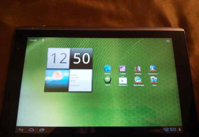 Acer iconia tab a500 32gb