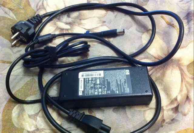 Адаптер для ноутбука оригинальный. HP ED495AA 90W