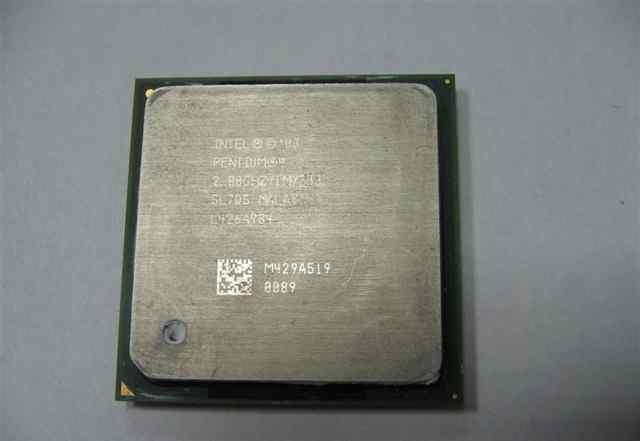 Pentium 4 pentium 2.8