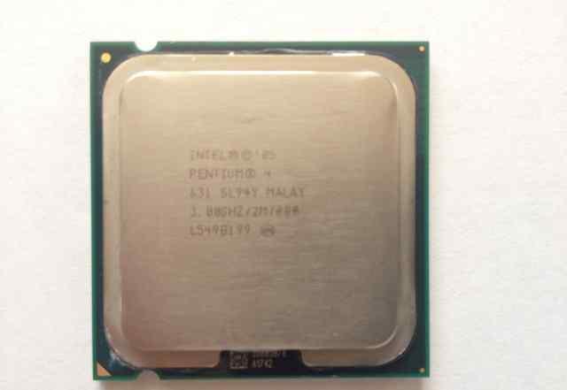 Процессор Pentium 4 3.0/2M/800 socet 775