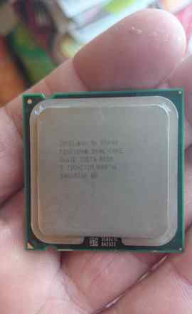 Процессор intel 06 e5400 pentium dual-core