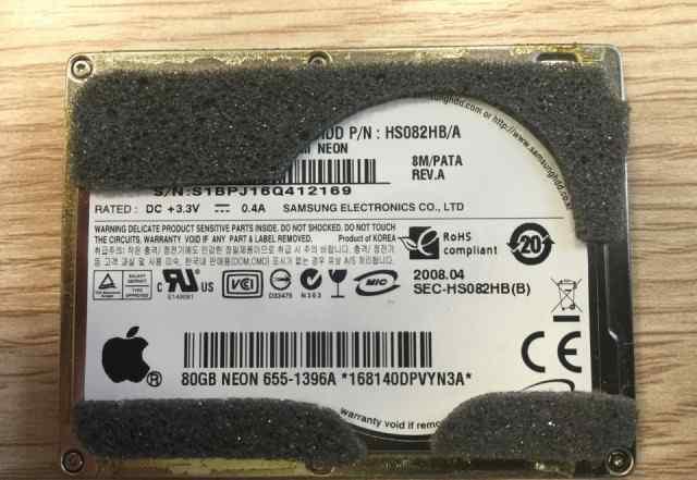 Жесткий диск Samsung 80Gb 1.8