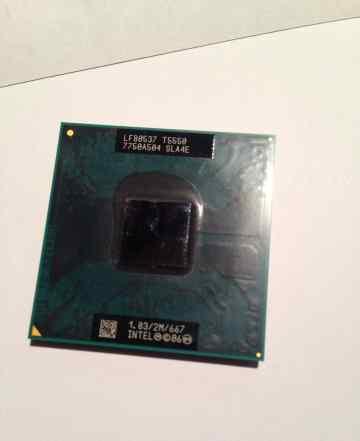 Мобильный Core 2 Duo T5550
