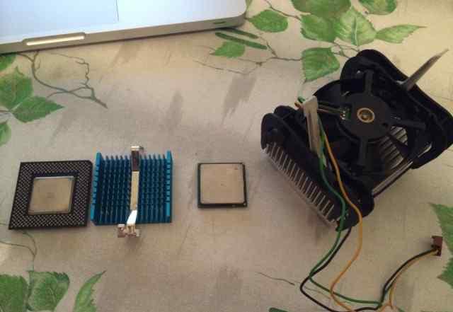 Процессоры CPU Intel Celeron II, Pentium 4 Celeron