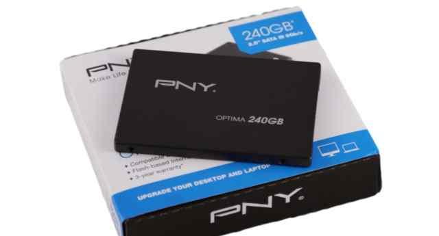 SSD диск PNY SSD9SC240gmda-RB 240GB SATA-III 240гб
