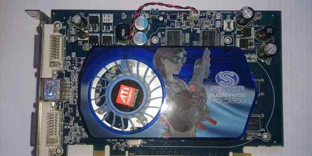 ATI sapphire Radeon HD3650 PCI-E