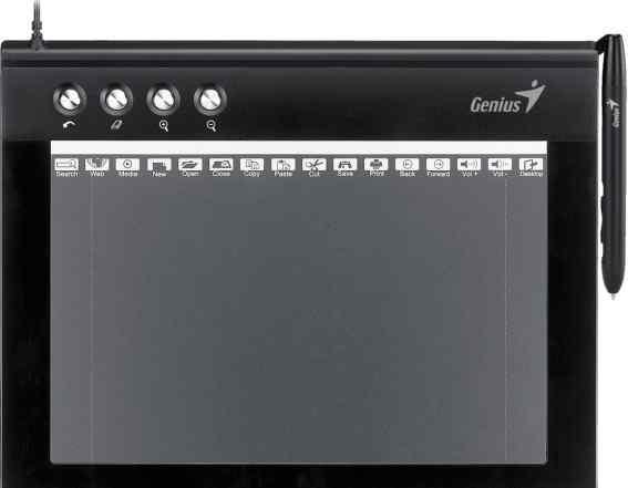 Графический планшет USB G-EasyPen M610X 6