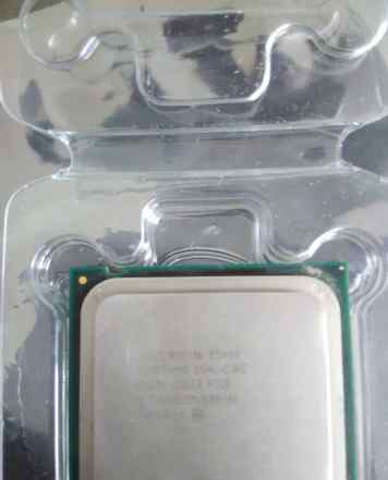 Intel Pentium E5400 Wolfdale (2700MHz, LGA775, L2