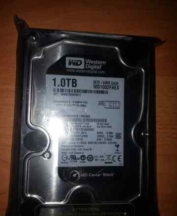 Жесткий диск Western Digital Caviar Black WD1002FA