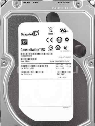 Жесткий диск HDD 2Tb ES 7200 ST2000NM0011 SATA 6Gb