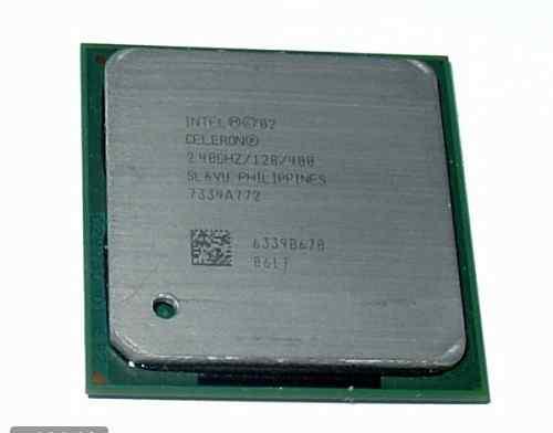 Процессор Intel Pentium 4 2.40 GHz, 512K Cache