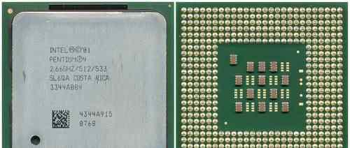 Процессор Intel Celeron Processor 2.40 GHz