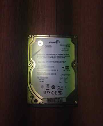 Жесткий диск Seagate momentus 5400.4 250 2.5